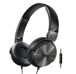 Fone de ouvido Philips com microfone SHL3165WT/00 - R$69,90