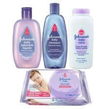 Johnson's Baby Hora do Sono c/ Lenços 96 Unid +Sabonete Líquido 200mL +Talco 200g +Shampoo 200mL