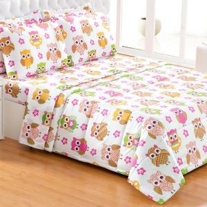Produtos de cama da Corujinha Owl Up - a partir de R$5