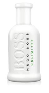 Boss bottled unlimited - R$ 199/50 ml