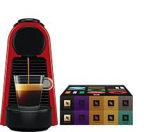 Kits Máquinas Nespresso + 100 Capsulas