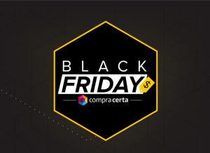 Indicação para participar do Black Friday na Compra Certa
