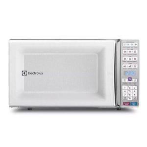 Microondas de Bancada MEO44 34L Branco Electrolux R$ 474,59