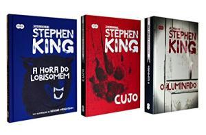 Kit Biblioteca Stephen King (Português) Capa dura - R$ 75