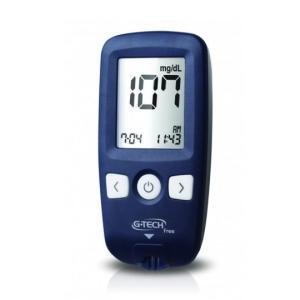 Kit Medidor de Glicose G-Tech Free Sistema NoCode - R$28