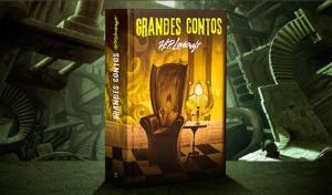 GRANDES CONTOS H.P. LOVECRAFT - EDITORA MARTIN CLARET