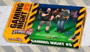 GAME NIGHT #5 ZOMBICIDE: PROTOCOLO BLUEHAND - GALÁPAGOS JOGOS