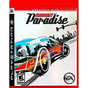BURNOUT PARADISE GREATEST HITS - PS3