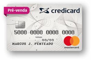 Cartão Crédito da Credicard com Anuidade Zero