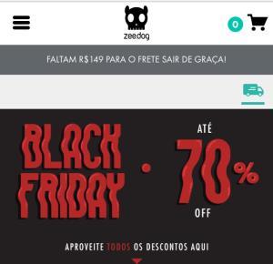 Guia+Coleira ZeeDog até 70% OFF