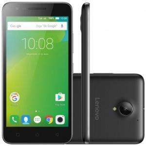 Smartphone Lenovo Vibe C2 16GB Dual K10A40 Desbloqueado Preto - R$380