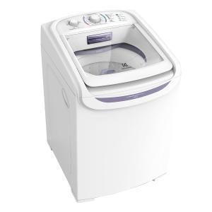 Máquina de Lavar Electrolux 13Kg Branca Turbo Economia LTD13 - 110V por R$ 1030