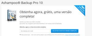 Ashampoo® Backup Pro 10 Gratis