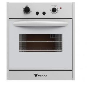 Forno a Gás de Embutir Venax Bianco 50L - com Grill Elétrico - R$219,00