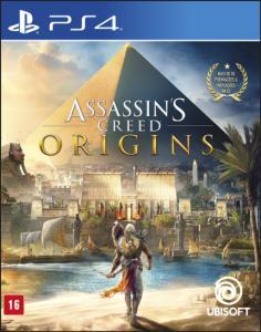 Assassins Creed Origins - Edição Limitada (Com DLC)