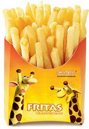 Black Friday Giraffas: Batata Frita Grátis!
