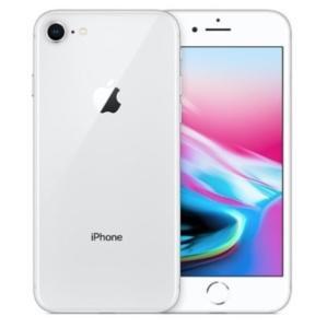 "iPhone 8 64GB Prateado Tela 4.7"" iOS 11 4G Câm 12MP - Proc A11 Bionic - Apple - R$"