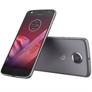 "Smartphone Moto Z2 Play, Dual Chip, Platinum, Tela 5,5"", Android 7.1.1, 12MP, 64GB"
