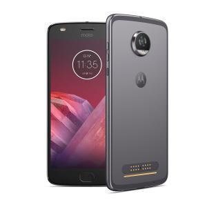Smartphone Motorola Moto Z2 Play XT1710 Desbloqueado Platinum - R$1479