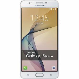 """Smartphone Samsung J5 Prime Dual Chip Android 6.0 Tela 5"""" 4g/Wi-fi Câmera 13MP GPS - Dourado - R$ 599"""