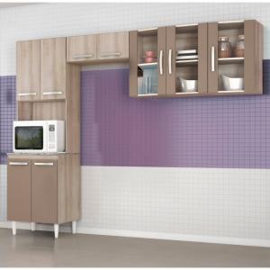 Cozinha Compacta Teka E Brown R$160