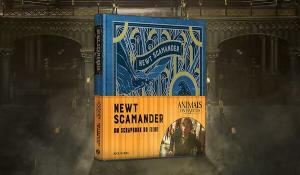 ANIMAIS FANTÁSTICOS E ONDE HABITAM: NEWT SCAMANDER - O SCRAPBOOK DO FILME - RICK BARBA - GALERA RECORD
