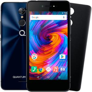 "Smartphone Quantum GO 2 / 32GB Octa-core Tela Amoled 5"" Azul"