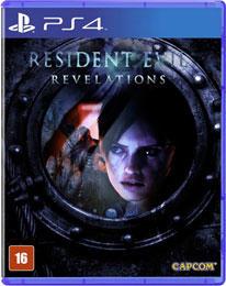 Jogo para PS4 Resident Evil Revelations - R$ 77,00