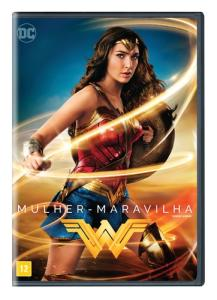 DVD - Mulher-Maravilha - R$7,90