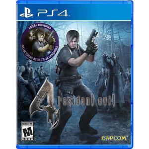 Jogo para PS4 Resident Evil 4 - R$ 67