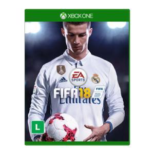 XBOX ONE - FIFA 18 - R$ 169