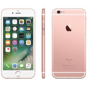 "iPhone 6s Apple com Tela 4,7"" HD, 32GB, 3D Touch, iOS 9, Sensor Touch ID, Câmera iSight 12MP, Wi-Fi, 4G, GPS, Bluetooth e NFC - Rose - R$1.899"