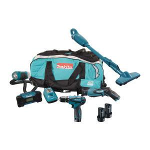 Kit Ferramentas DK1491 127V (110V) Makita - R$ 800