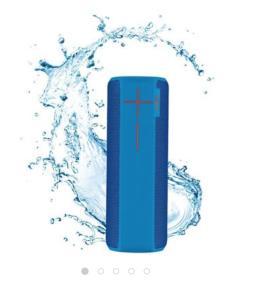 Caixa de Som, Logitech, UE Boom 2, Bluetooth, 20 watts, à prova d'água - R$494,10