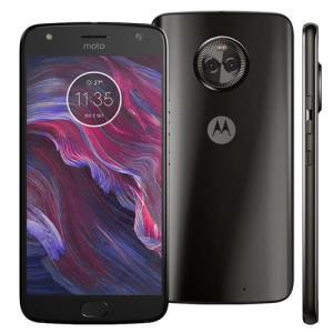 Smartphone Motorola Moto X4 XT1900 Preto com 32GB, Tela de 5.2'', Dual Chip, Android 7.1, Câmera Dual - 12 MP + 8 MP, Processador Octa-Core e 3GB RAM - R$1143