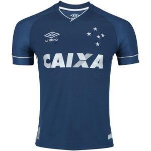 Camisa do Cruzeiro III 2017 Umbro - Masculina - R$ 190