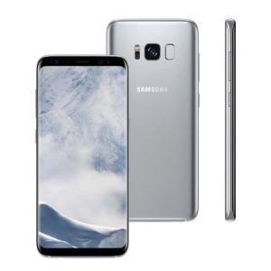 Galaxy S8 Prata - R$2165 - Divide até 3x sem juros