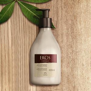 Polpa Desodorante Hidratante Corporal Ekos Castanha - 400ml - R$26,45
