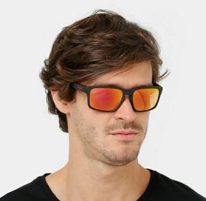Óculos Oakley Ferrari Silver Matte - Iridium