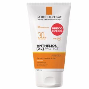 Protetor Solar La Roche-Posay Anthelios Xl Fps 30 120ml - R$30