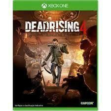 Dead Rising 4 - Xbox One - Frete grátis para SP - R$ 15
