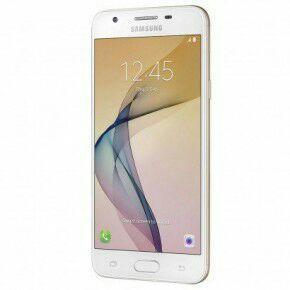 """Smartphone J5 Prime, 4G, Dual Chip, Câmera Frontal 5 MP, Android 6.0, Tela 5"""", Dourado - Samsung - R$ 610"""