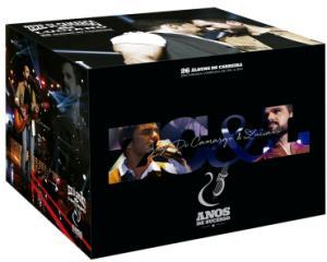 Zezé Di Camargo & Luciano - Discografia Completa de 1991 A 2015 - Box Com 26 CDs por R$ 322