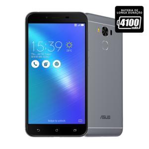 "ASUS Zenfone 3 Max 5,5"" 2GB/32GB CinzaTela:5,5"" Full HDCâmera:16 MP / 8 MPMemória:32 GB / 2 GBConectividade:4GR$ 685"