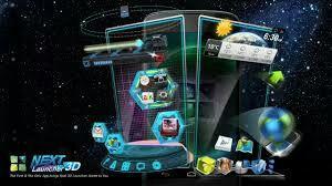 Next Launcher 3d Grátis