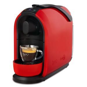 Cafeteira Expresso Mimo Vermelha 110V - Tres - R$ 216 + ganhe R$ 200 em cápsulas