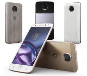"""Smartphone Motorola Moto Z Power & Projector Ed. Branco 5.5""""  por R$ 2199"""