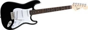 Guitarra Strato Squier by Fender Bullet HSS BLK - R$ 1.375