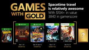[Games With Gold] Dezembro - GRÁTIS - Xbox One e Xbox 360