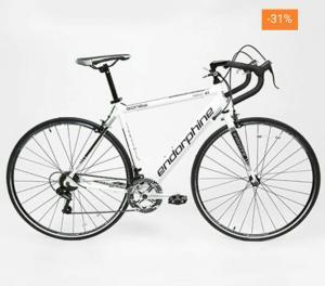 Bicicleta Speed Endorphine Gonew Fast 10 Shimano Alumínio - Aro 700 - R$900